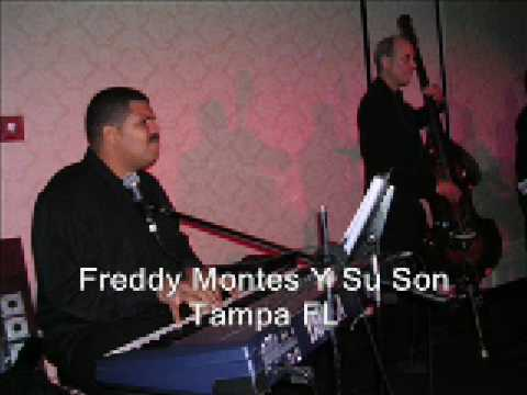 Freddy Montes Cuban Band at Marriott Waterside