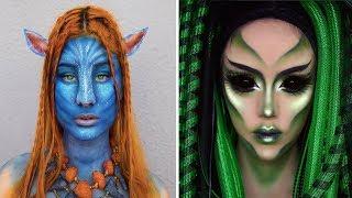 Top 15 Halloween Makeup Tutorial Horror Compilation By Cake, DIY, Makeup, Hairstyles, Nail Art