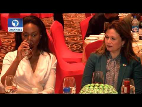 Metrofile: Nigerian American Chamber Of Commerce Hold Annual Dinner Dance In Lagos