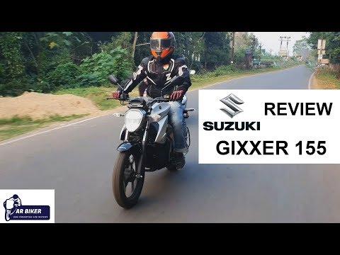 All New 2019 Suzuki Gixxer 155 Hindi Review