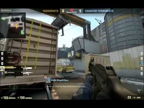 Counter Strike: Global Offensive (Demolition) - GOT THE ACE!