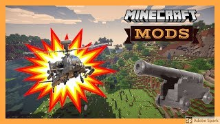 How to install the Coolest Helicopter Mod in Minecraft! [2018]