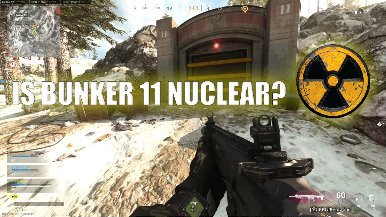 Call Of Duty Warzone S Bunkers Are Open And Fans Think There S A Black Ops Tease Eurogamer Net
