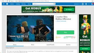 ESE VIDEO ET HACK FOR CSGO ROBLOX HACK POUR TOUS LES JEUX ROBLOX
