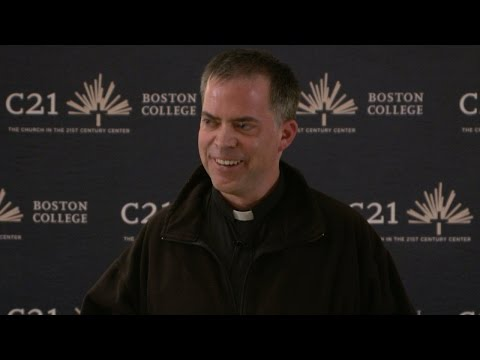 Agape Latte with Fr. Casey Beaumier, S.J. - 30 Bucks and a Purposeful Path