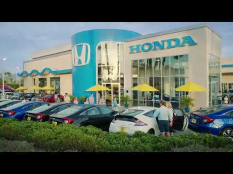 Honda Made in the Shade Sales Event March 2017