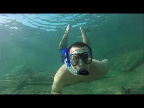 Snorkeling At DuBois Park In Jupiter, FL