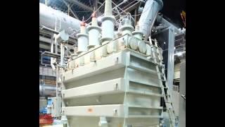 видео Регулирование напряжения силовых трансформаторов (ПБВ, РПН).