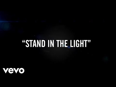 Jordan Smith - Stand In The Light (Lyric Video)