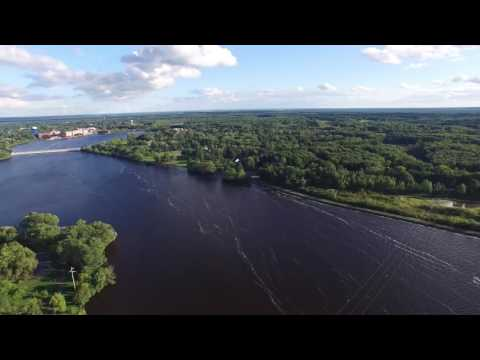Wisconsin River - Stevens Point, WI