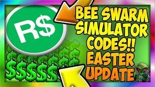 *32* CODES [🥚Egg Hunt] Bee Swarm Simulator (Roblox)