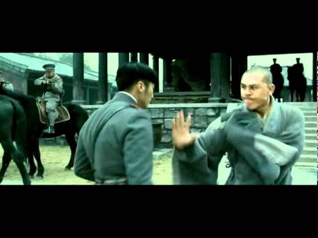 Shaolin (2011) Nicholas Tse vs Yu Xing and Wu Jing