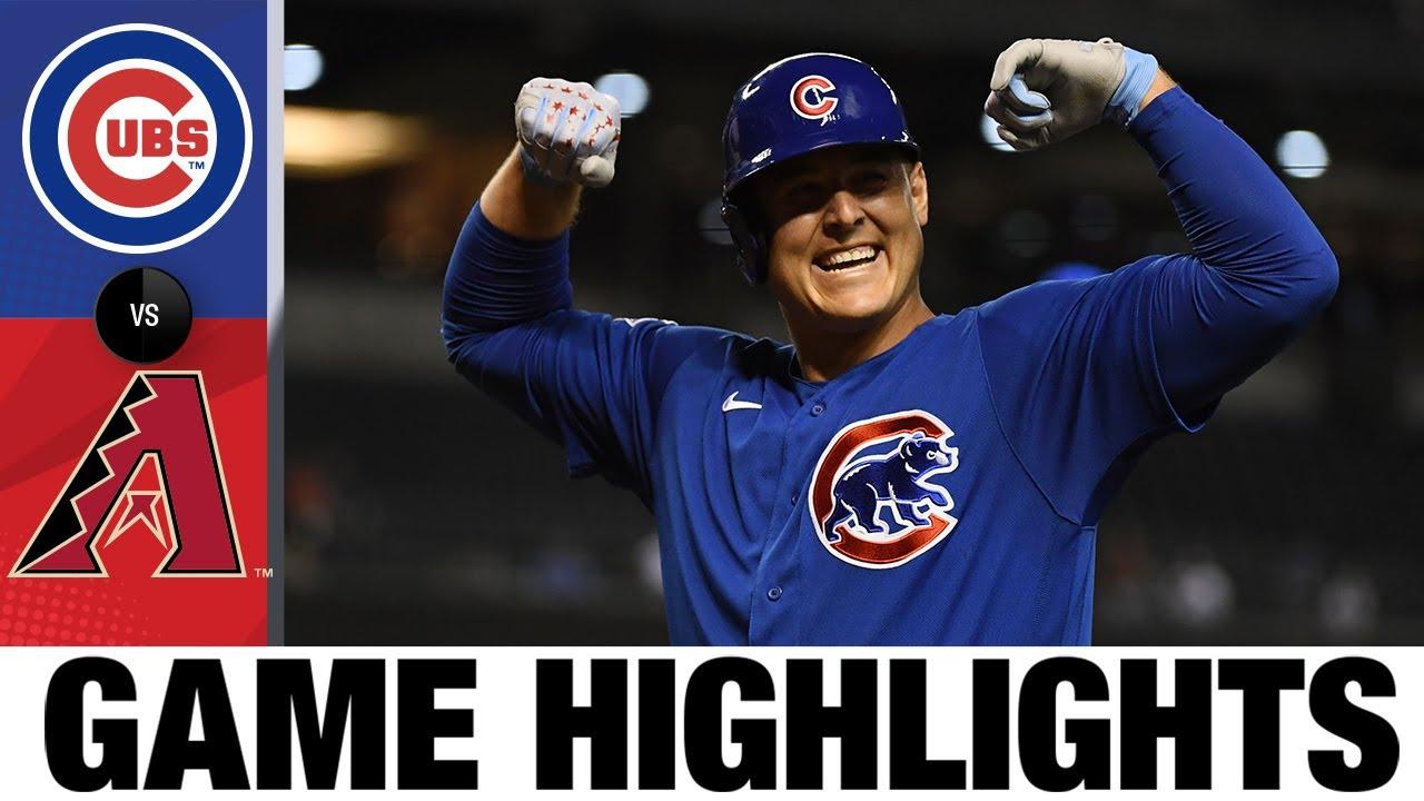 Download Cubs vs. D-backs Game Highlights (7/16/21) | MLB Highlights