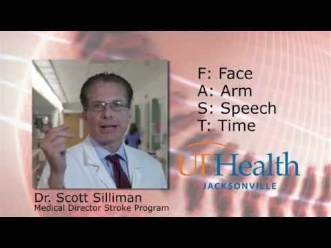 Stroke warning signs – UF Health Neurology