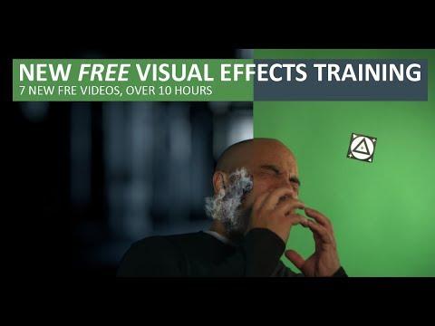 DECAY - FREE Advanced VFX Course