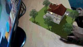 JM Design Studio Arcitectural Augmented Reality Sample