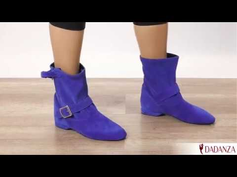 Rumpf 8835 red Damen WCS Stiefel YouTube