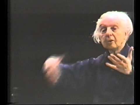 Stokowski Rehearsal - Barber 'Adagio for Strings'