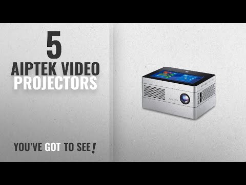 Top 10 Aiptek Video Projectors [2018]: AIPTEK iBeamBLOCK world's first modular computing projection
