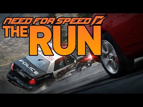 Need For Speed: The Run [Wii Longplay]
