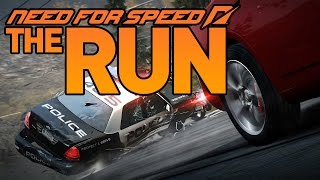 need for Speed: The Run Wii Gameplay HD (Dolphin Emulator)