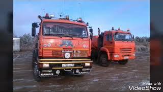 Тюнинг грузовиков ссср  Камаз;  Маз;  Зил.