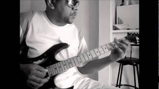 Hammer-ons/Pull-offs arpeggios - Jochy Guerrero