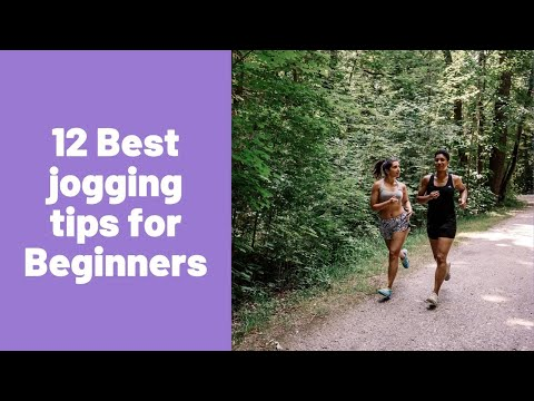 12 Best jogging tips for Beginners   Fastest Way To Lose Weight