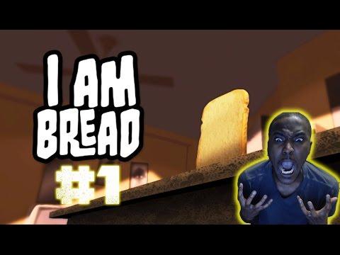 RAGEAHOLIC pLaYs - I AM BREAD |