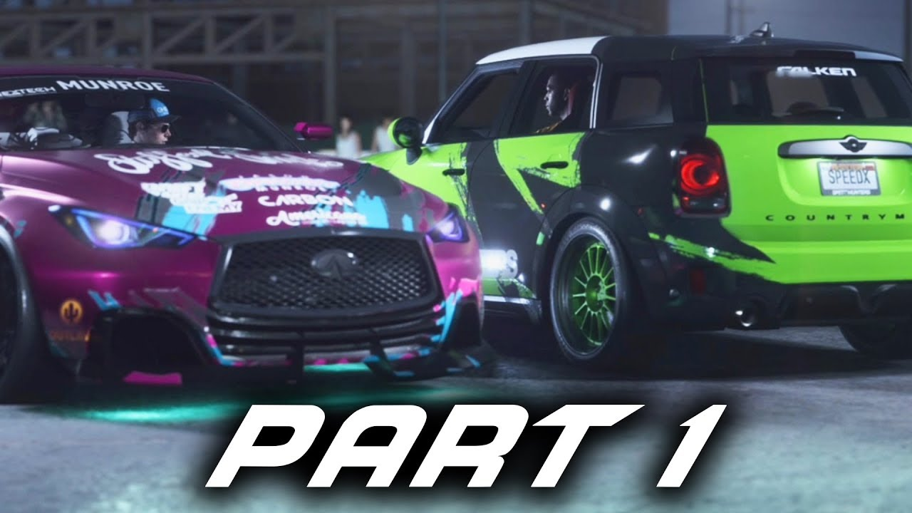 Payback Mini Karte.Need For Speed Payback Speedcross Gameplay Walkthrough Part 1 New Cars Big Update