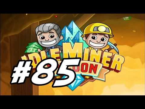"""Idle Miner Tycoon - 85 - """"Legendary Expedition"""""""
