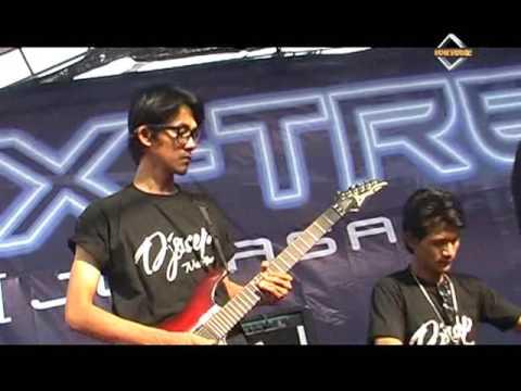 Jurang Pemisah Dedi Yohana Bersama X-TREME live