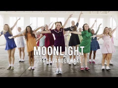 Grace VanderWaal - Moonlight   Kristin McQuaid Choreography   Dance Stories