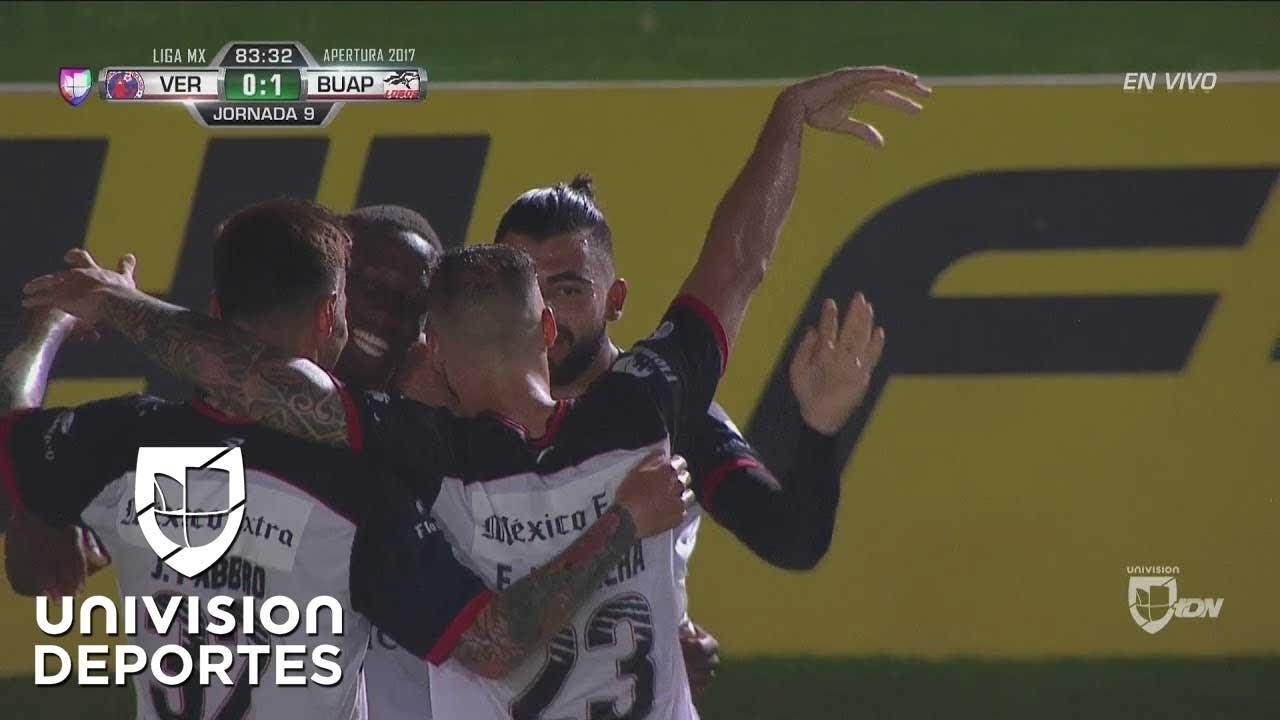 Veracruz 0-1 Lobos BUAP