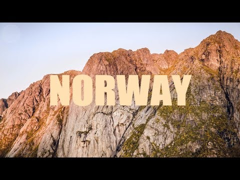 THE MOST SCENIC PLACE IN SCANDINAVIA! - Daily Life Chasing dreams Ep.4