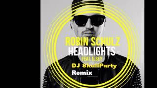 Robin Schulz - Headlights [feat. Ilsey] ( DJ KOVECK Remix)
