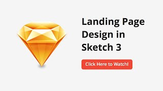 How to Design a Landing Page in Sketch 3 - CSS (Part 4/5)