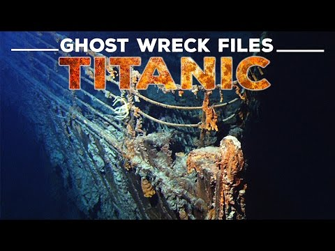 Ghost Wreck Files - Titanic