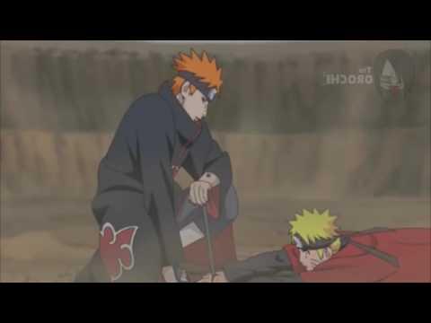 Análise Pain vs Naruto - Tio Orochi
