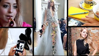 Get Ready With Me: London Fashion Week! Thumbnail