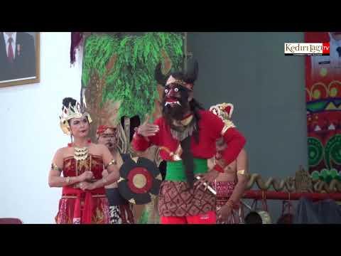 Juara 1 - Cerita Legenda Gunung Kelud Dewi Kilisuci Dan Lembu Suro