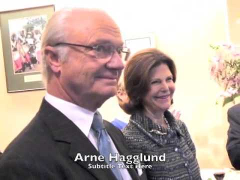 The King of Sweden's Visit to Jamestown N.Y. (2011) Highlights