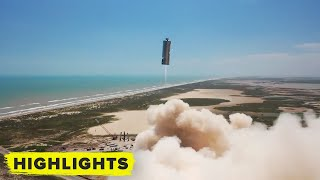 SpaceX Starship: 2nd 150m test flight
