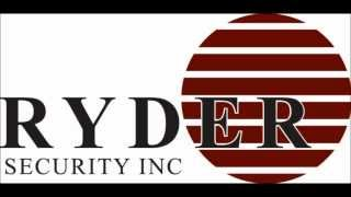 Ryder Security's Honeywell Home Security System