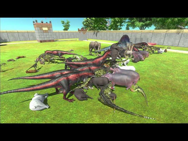 ARBS Battle Royale - Animal Revolt Battle Simulator