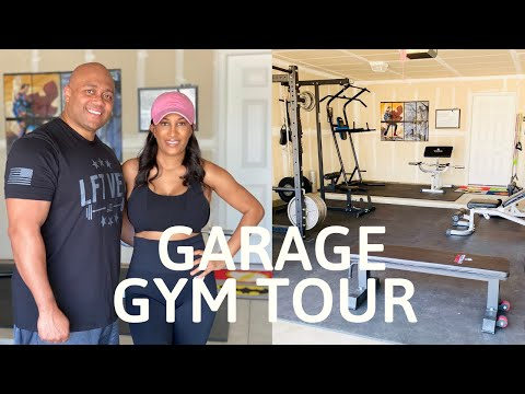 GARAGE GYM TOUR 2020 | AFFORDABLE GYM EQUIPMENT