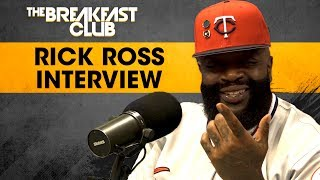 Rick Ross Speaks On Meek Mill, Female Rappers & His VH1 Show 'Signed'