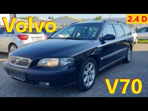 Volvo V70 Kombi 2.4 D // Авто в Германии