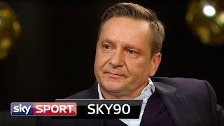 96-Sportdirektor Heldt lässt Schatzschneider-Kritik kalt | Sky90