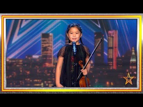 Youlan toca el violín y se lleva un Pase de Oro | Audiciones 3 | Got Talent España 2019